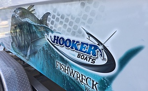 Hooker Boats and GTs