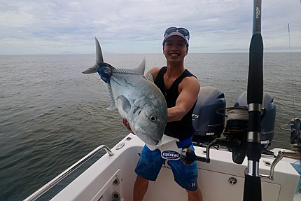 Guided sportfishing charters